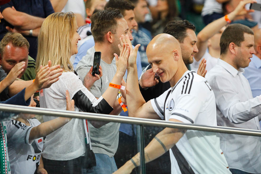 Legia Warszawa 0-0 Lechia Gdańsk - fot. Piotr Galas/wiadomosci24.pl (zdjęcie 102 z 138)