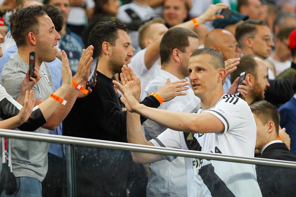Legia Warszawa 0-0 Lechia Gdańsk - fot. Piotr Galas/wiadomosci24.pl (zdjęcie 104 z 138)
