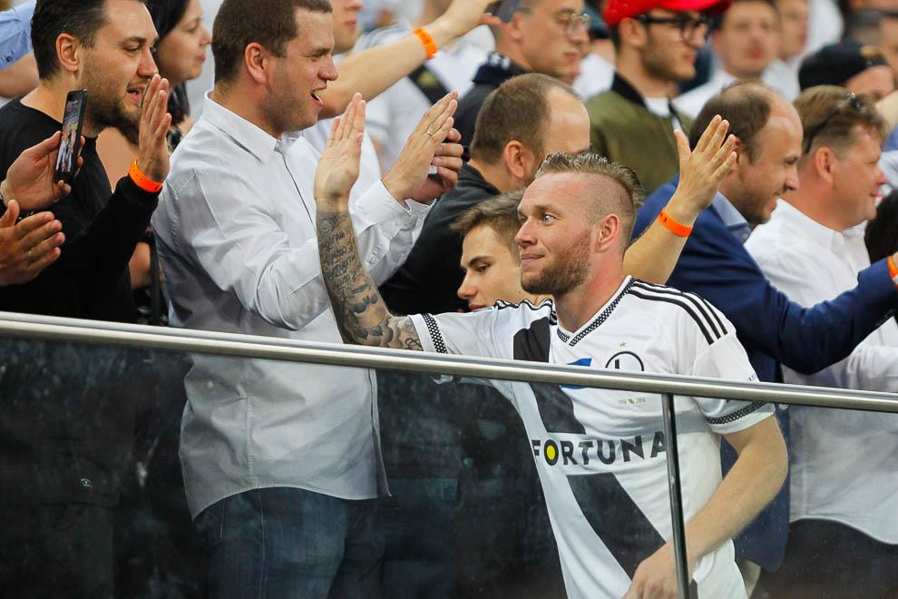 Legia Warszawa 0-0 Lechia Gdańsk - fot. Piotr Galas/wiadomosci24.pl (zdjęcie 108 z 138)