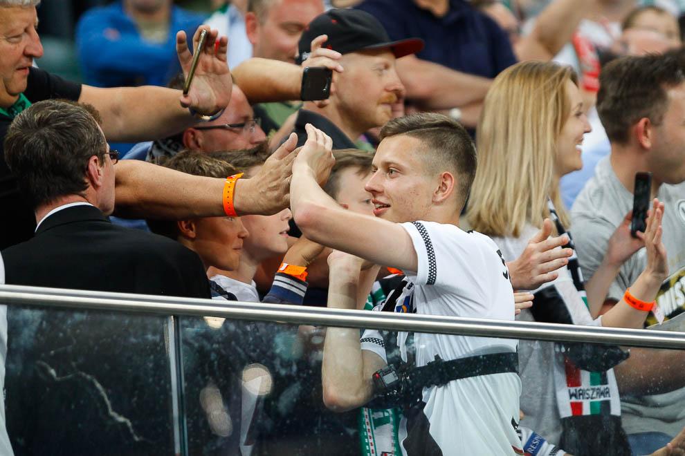 Legia Warszawa 0-0 Lechia Gdańsk - fot. Piotr Galas/wiadomosci24.pl (zdjęcie 109 z 138)