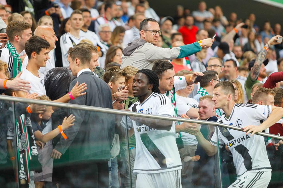 Legia Warszawa 0-0 Lechia Gdańsk - fot. Piotr Galas/wiadomosci24.pl (zdjęcie 114 z 138)