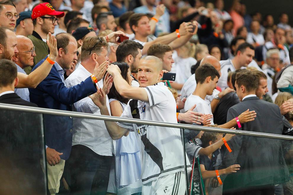 Legia Warszawa 0-0 Lechia Gdańsk - fot. Piotr Galas/wiadomosci24.pl (zdjęcie 118 z 138)