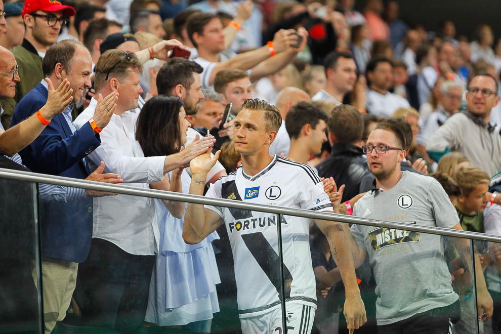 Legia Warszawa 0-0 Lechia Gdańsk - fot. Piotr Galas/wiadomosci24.pl (zdjęcie 119 z 138)