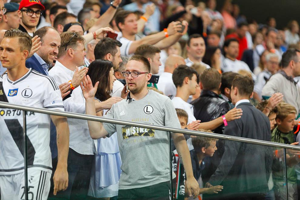 Legia Warszawa 0-0 Lechia Gdańsk - fot. Piotr Galas/wiadomosci24.pl (zdjęcie 120 z 138)