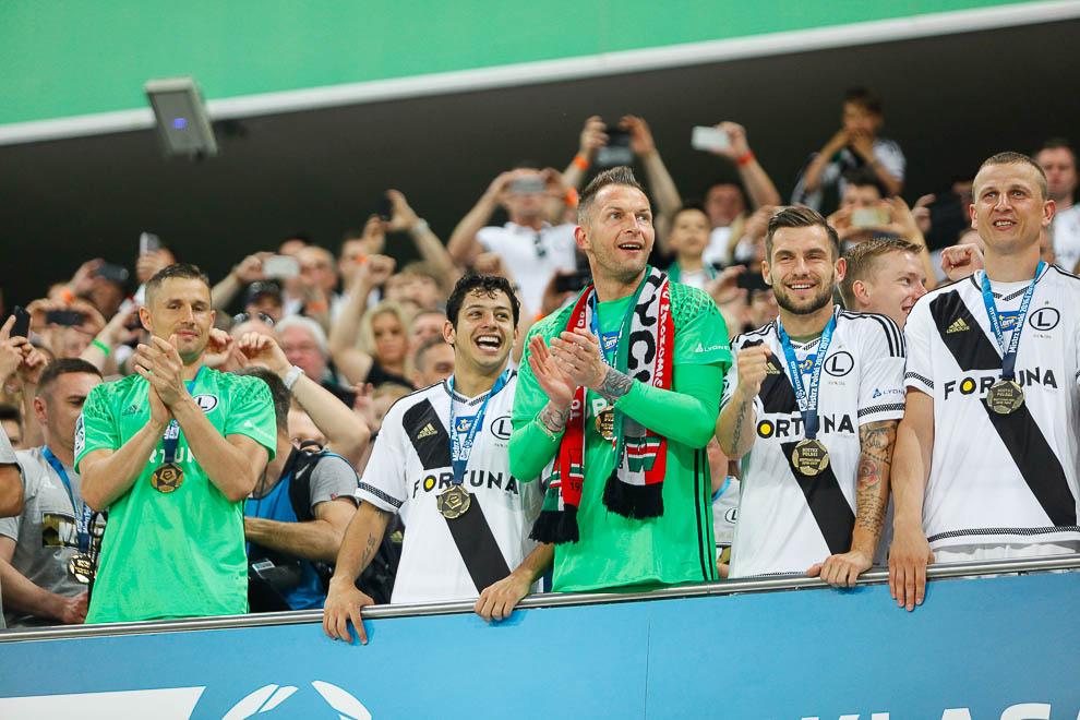Legia Warszawa 0-0 Lechia Gdańsk - fot. Piotr Galas/wiadomosci24.pl (zdjęcie 124 z 138)