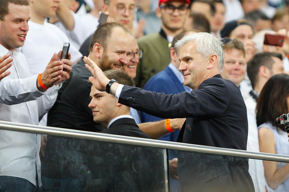 Legia Warszawa 0-0 Lechia Gdańsk - fot. Piotr Galas/wiadomosci24.pl (zdjęcie 126 z 138)