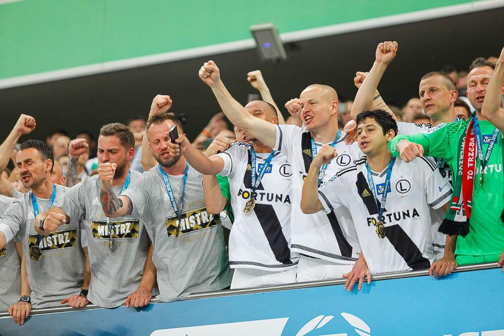 Legia Warszawa 0-0 Lechia Gdańsk - fot. Piotr Galas/wiadomosci24.pl (zdjęcie 128 z 138)
