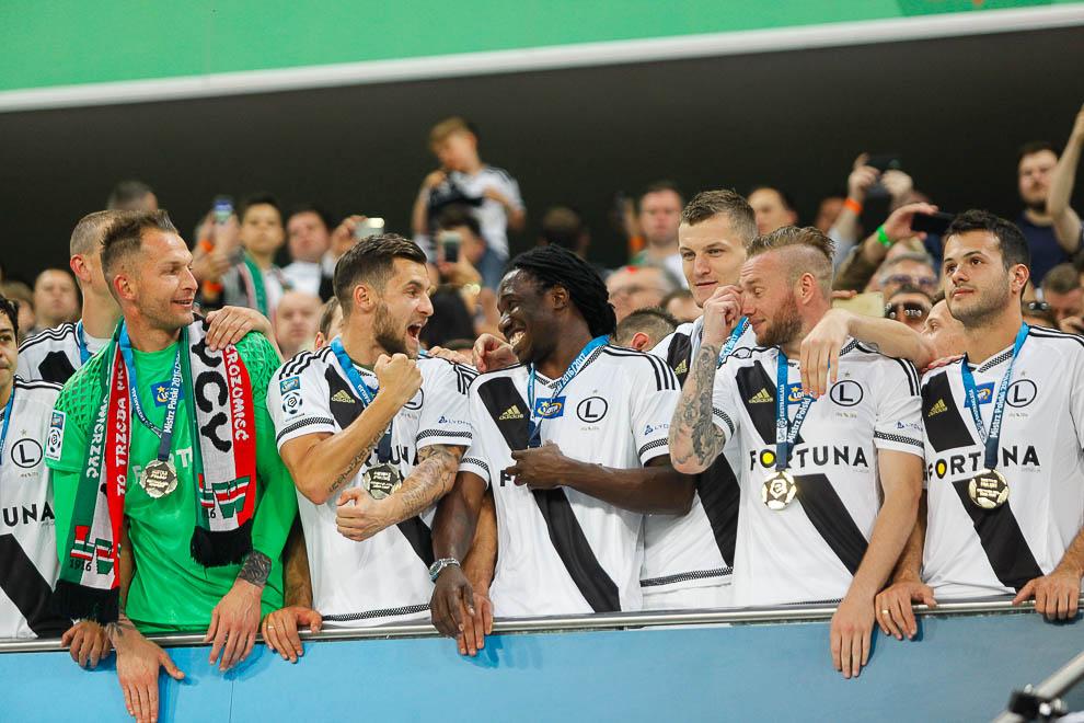 Legia Warszawa 0-0 Lechia Gdańsk - fot. Piotr Galas/wiadomosci24.pl (zdjęcie 129 z 138)