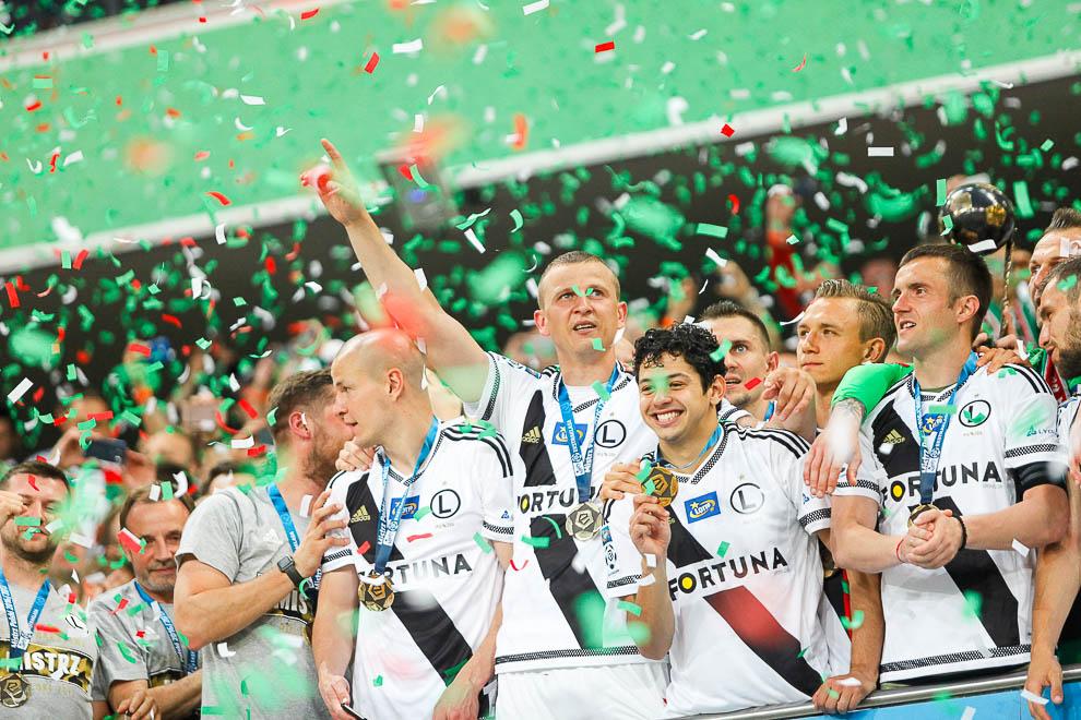 Legia Warszawa 0-0 Lechia Gdańsk - fot. Piotr Galas/wiadomosci24.pl (zdjęcie 134 z 138)