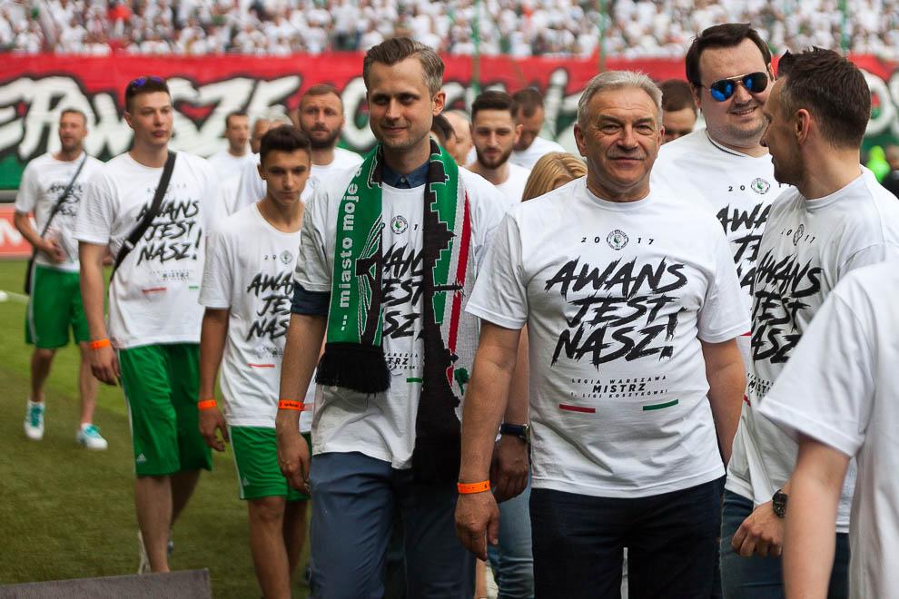 Legia Warszawa 0-0 Lechia Gdańsk - fot. Piotr Galas/wiadomosci24.pl (zdjęcie 14 z 138)