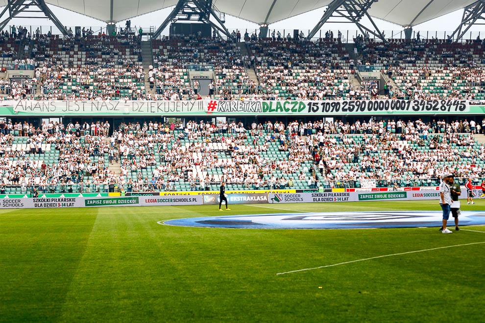 Legia Warszawa 0-0 Lechia Gdańsk - fot. Piotr Galas/wiadomosci24.pl (zdjęcie 16 z 138)