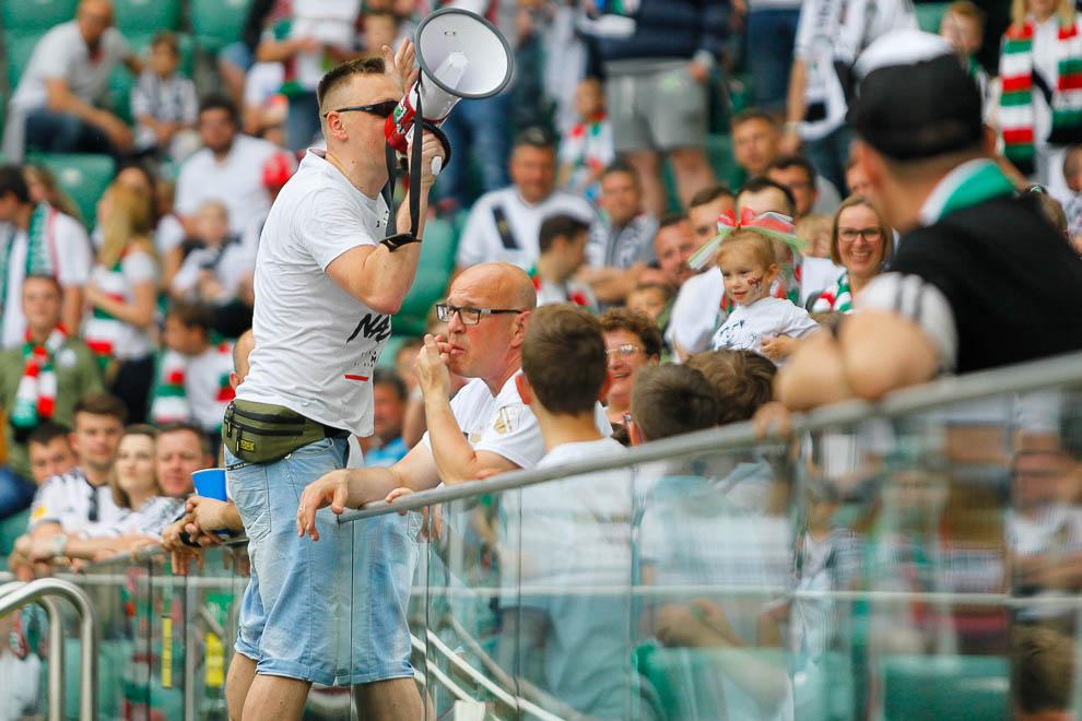 Legia Warszawa 0-0 Lechia Gdańsk - fot. Piotr Galas/wiadomosci24.pl (zdjęcie 18 z 138)