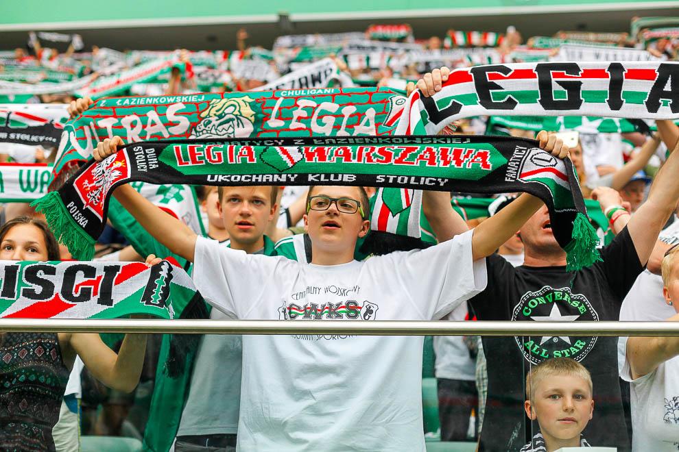 Legia Warszawa 0-0 Lechia Gdańsk - fot. Piotr Galas/wiadomosci24.pl (zdjęcie 19 z 138)
