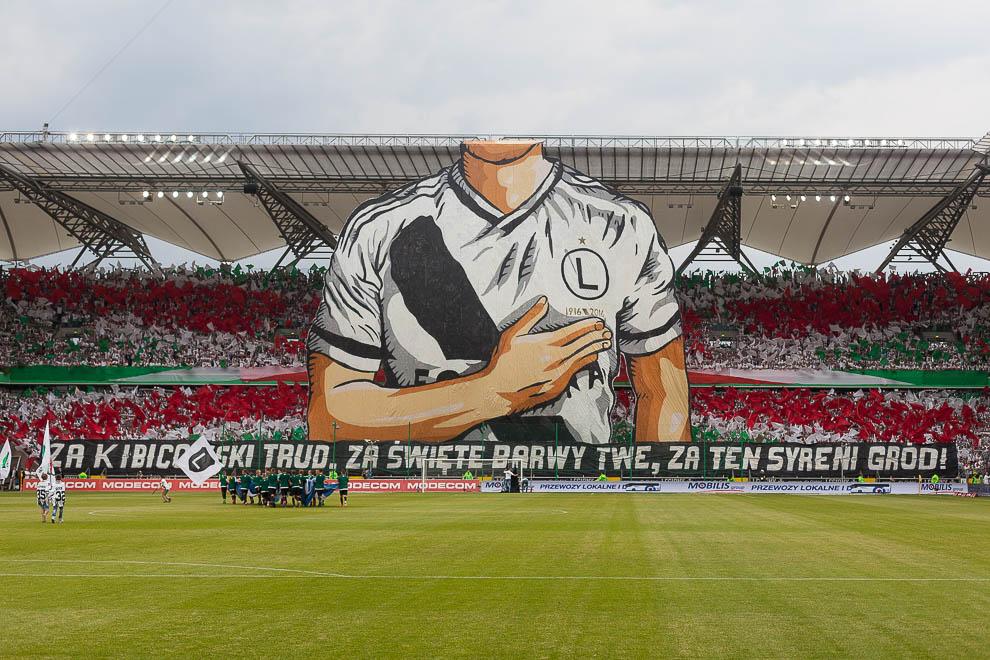 Legia Warszawa 0-0 Lechia Gdańsk - fot. Piotr Galas/wiadomosci24.pl (zdjęcie 21 z 138)