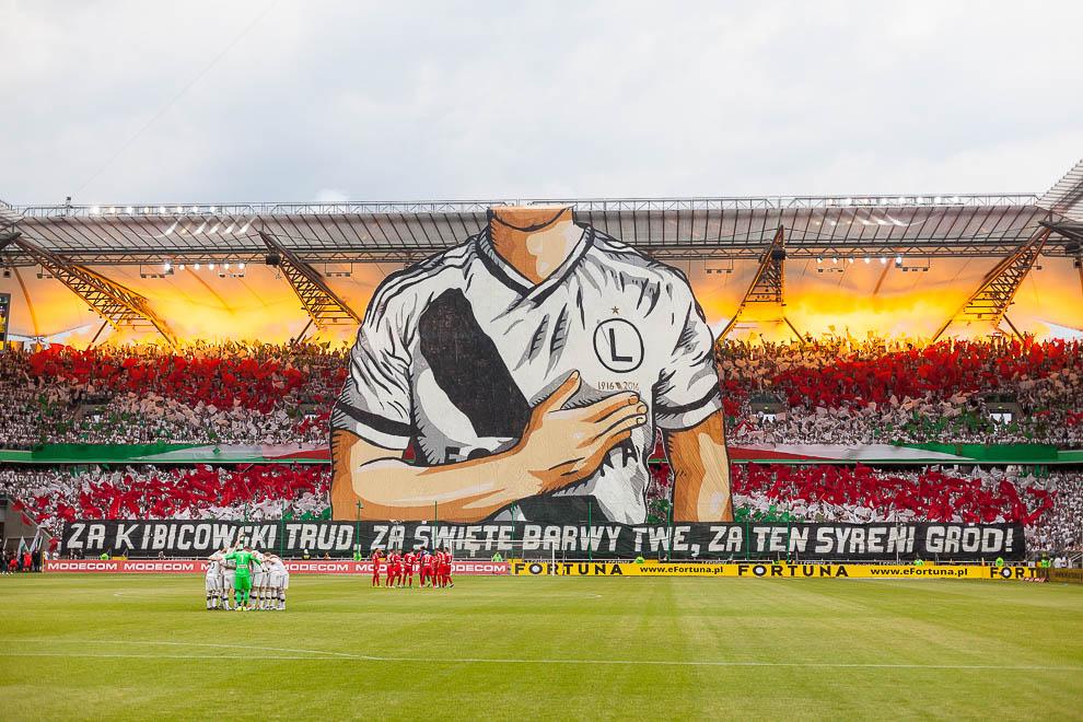 Legia Warszawa 0-0 Lechia Gdańsk - fot. Piotr Galas/wiadomosci24.pl (zdjęcie 24 z 138)