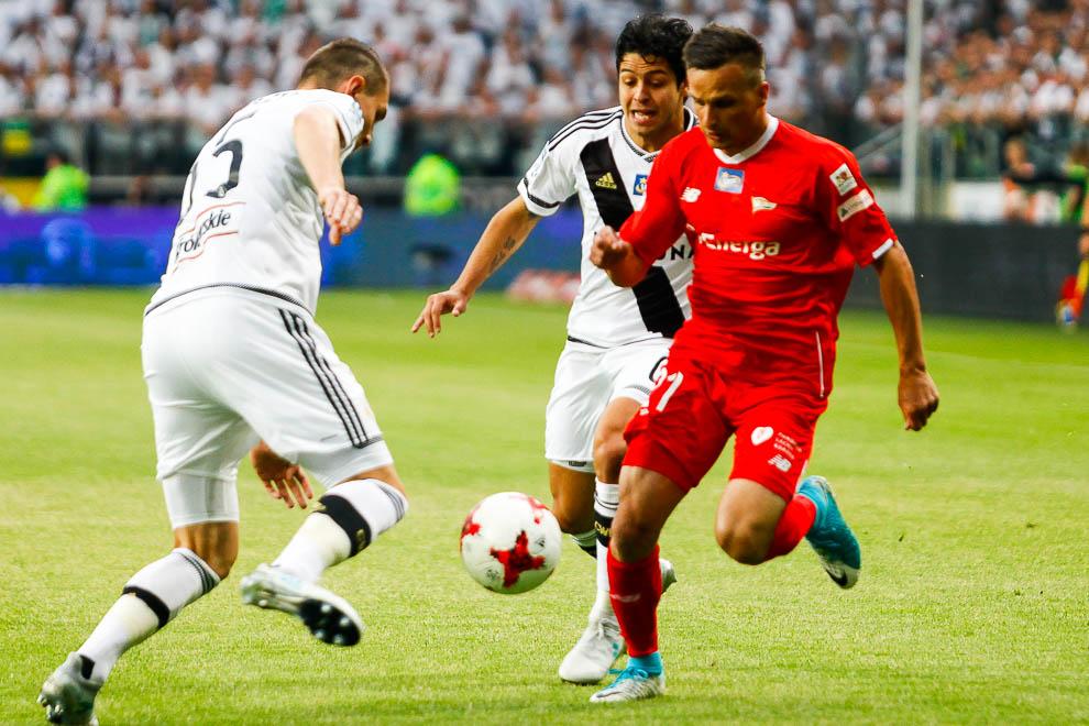 Legia Warszawa 0-0 Lechia Gdańsk - fot. Piotr Galas/wiadomosci24.pl (zdjęcie 25 z 138)