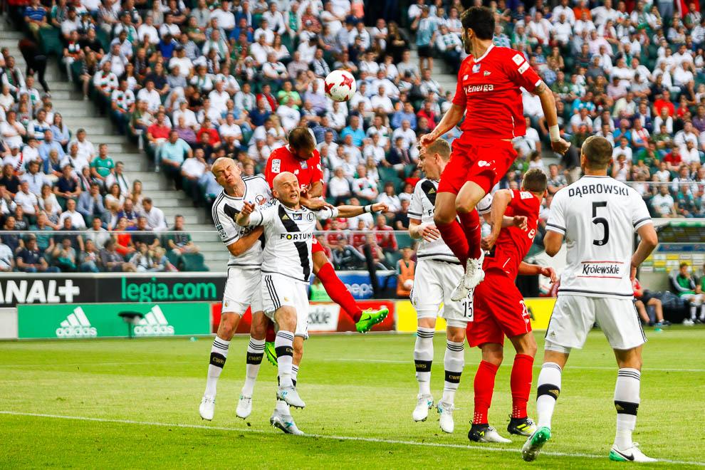 Legia Warszawa 0-0 Lechia Gdańsk - fot. Piotr Galas/wiadomosci24.pl (zdjęcie 27 z 138)