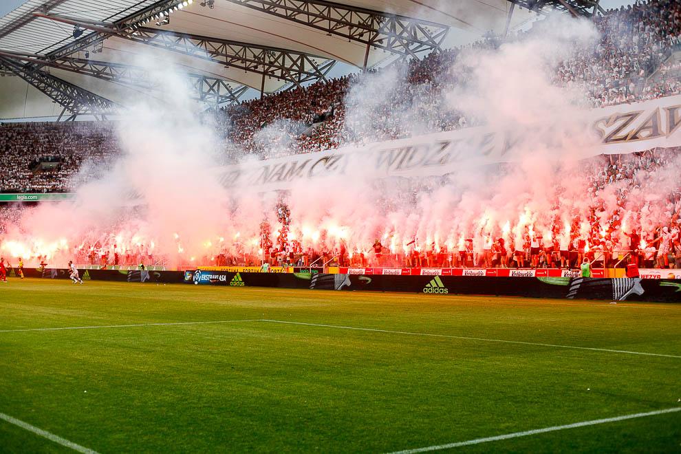 Legia Warszawa 0-0 Lechia Gdańsk - fot. Piotr Galas/wiadomosci24.pl (zdjęcie 29 z 138)