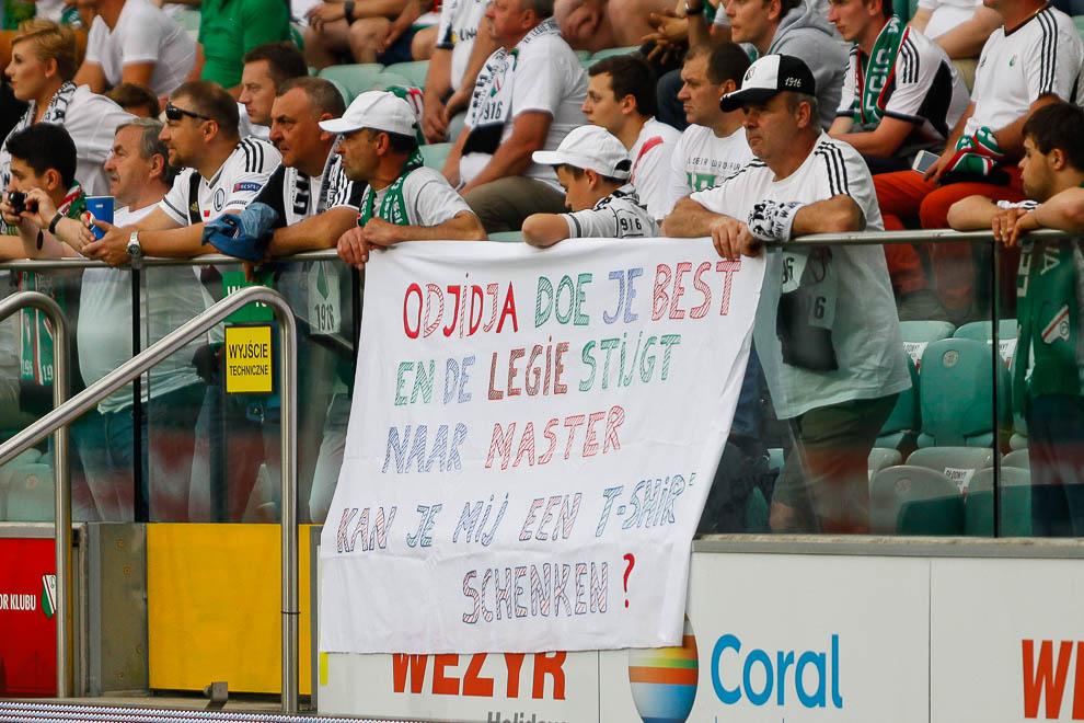Legia Warszawa 0-0 Lechia Gdańsk - fot. Piotr Galas/wiadomosci24.pl (zdjęcie 3 z 138)