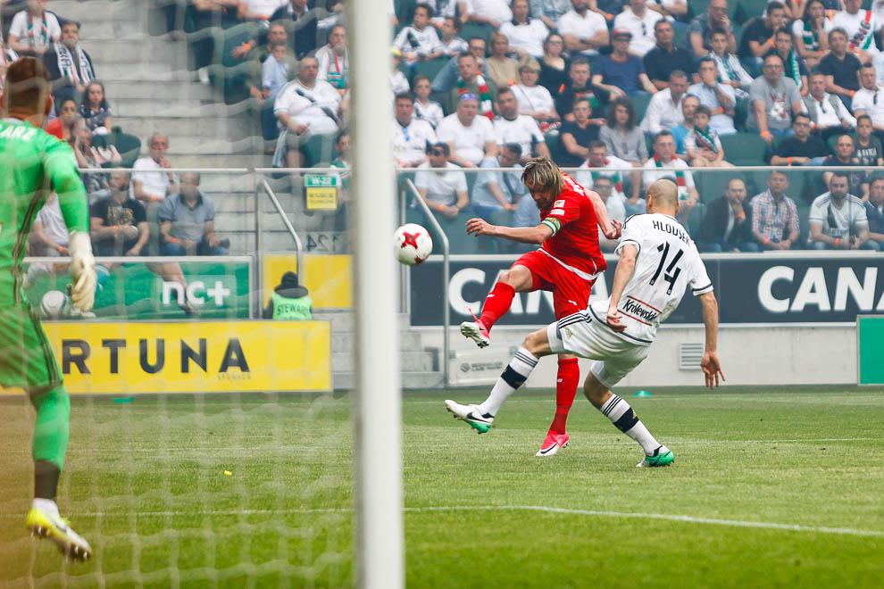 Legia Warszawa 0-0 Lechia Gdańsk - fot. Piotr Galas/wiadomosci24.pl (zdjęcie 30 z 138)