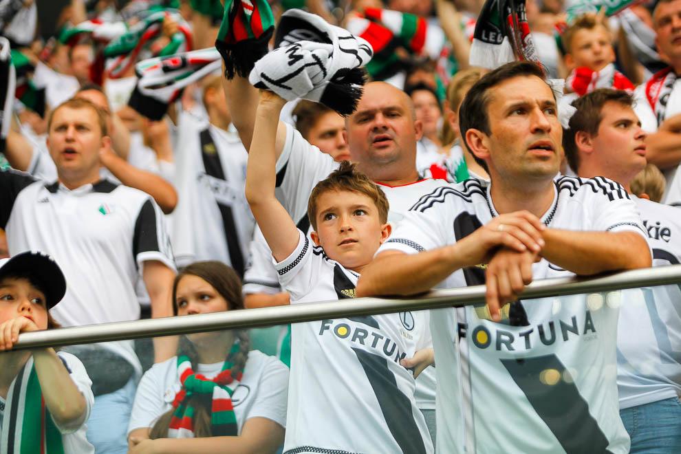 Legia Warszawa 0-0 Lechia Gdańsk - fot. Piotr Galas/wiadomosci24.pl (zdjęcie 31 z 138)