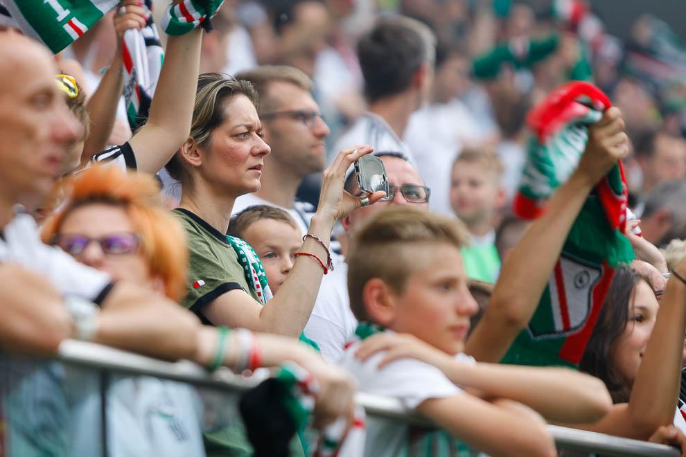 Legia Warszawa 0-0 Lechia Gdańsk - fot. Piotr Galas/wiadomosci24.pl (zdjęcie 32 z 138)