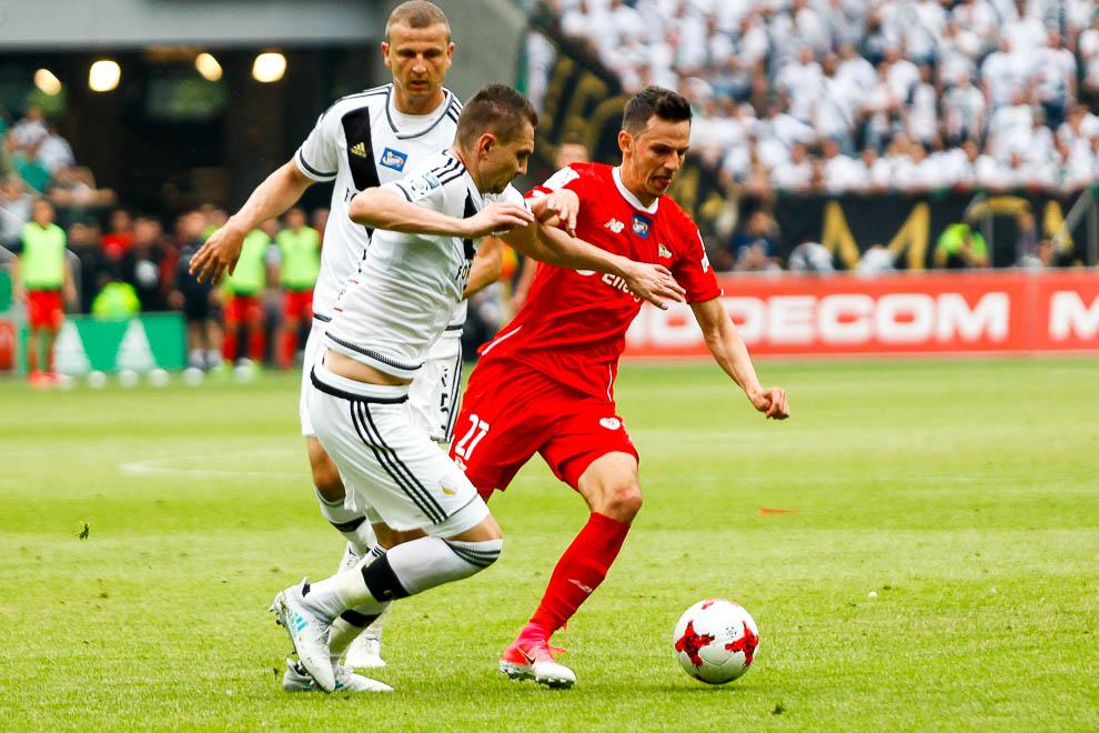 Legia Warszawa 0-0 Lechia Gdańsk - fot. Piotr Galas/wiadomosci24.pl (zdjęcie 34 z 138)