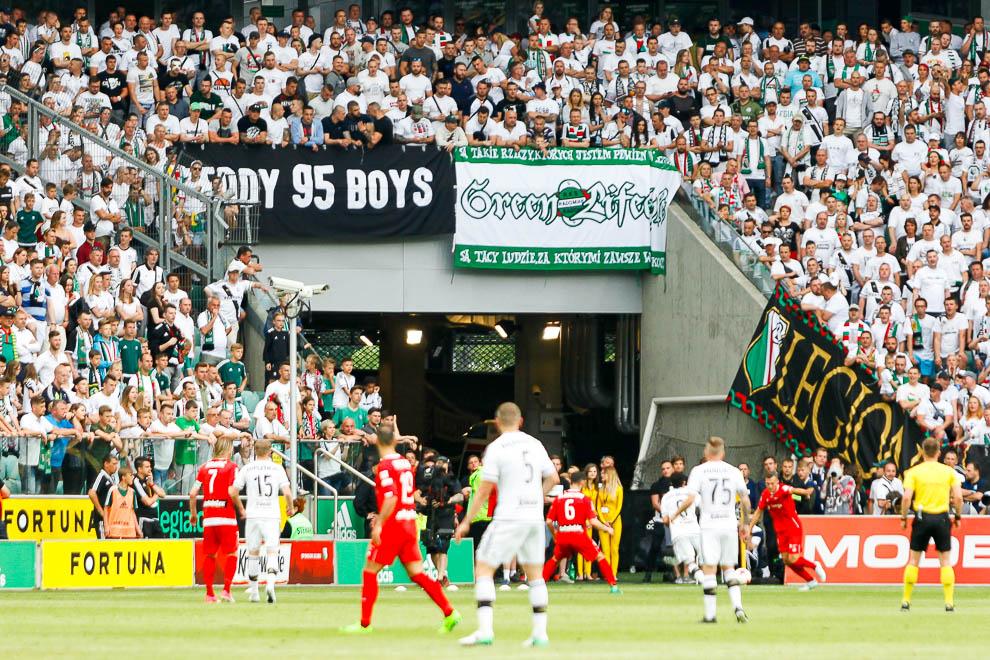 Legia Warszawa 0-0 Lechia Gdańsk - fot. Piotr Galas/wiadomosci24.pl (zdjęcie 35 z 138)