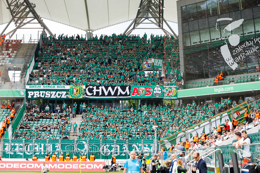 Legia Warszawa 0-0 Lechia Gdańsk - fot. Piotr Galas/wiadomosci24.pl (zdjęcie 37 z 138)