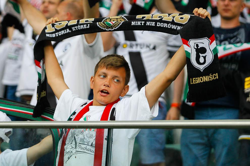 Legia Warszawa 0-0 Lechia Gdańsk - fot. Piotr Galas/wiadomosci24.pl (zdjęcie 40 z 138)