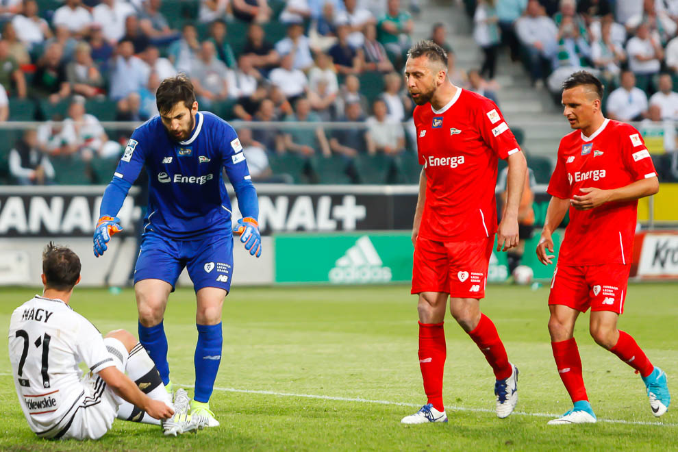 Legia Warszawa 0-0 Lechia Gdańsk - fot. Piotr Galas/wiadomosci24.pl (zdjęcie 46 z 138)