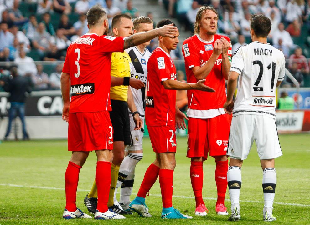 Legia Warszawa 0-0 Lechia Gdańsk - fot. Piotr Galas/wiadomosci24.pl (zdjęcie 48 z 138)