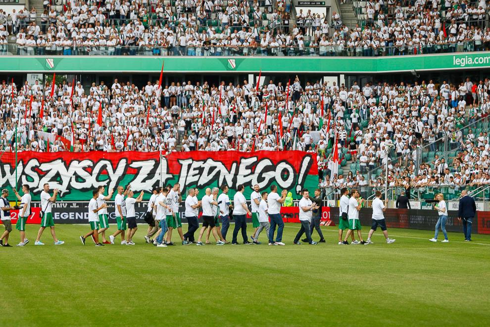 Legia Warszawa 0-0 Lechia Gdańsk - fot. Piotr Galas/wiadomosci24.pl (zdjęcie 5 z 138)