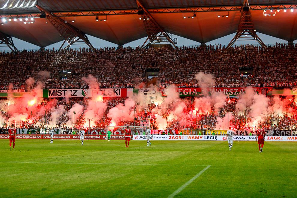 Legia Warszawa 0-0 Lechia Gdańsk - fot. Piotr Galas/wiadomosci24.pl (zdjęcie 50 z 138)