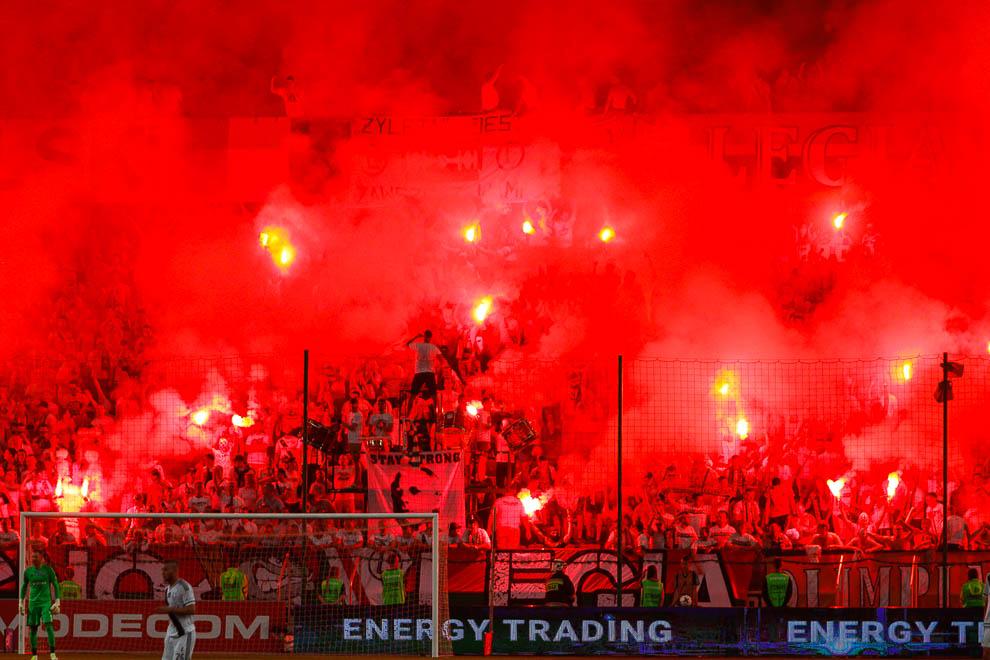 Legia Warszawa 0-0 Lechia Gdańsk - fot. Piotr Galas/wiadomosci24.pl (zdjęcie 51 z 138)
