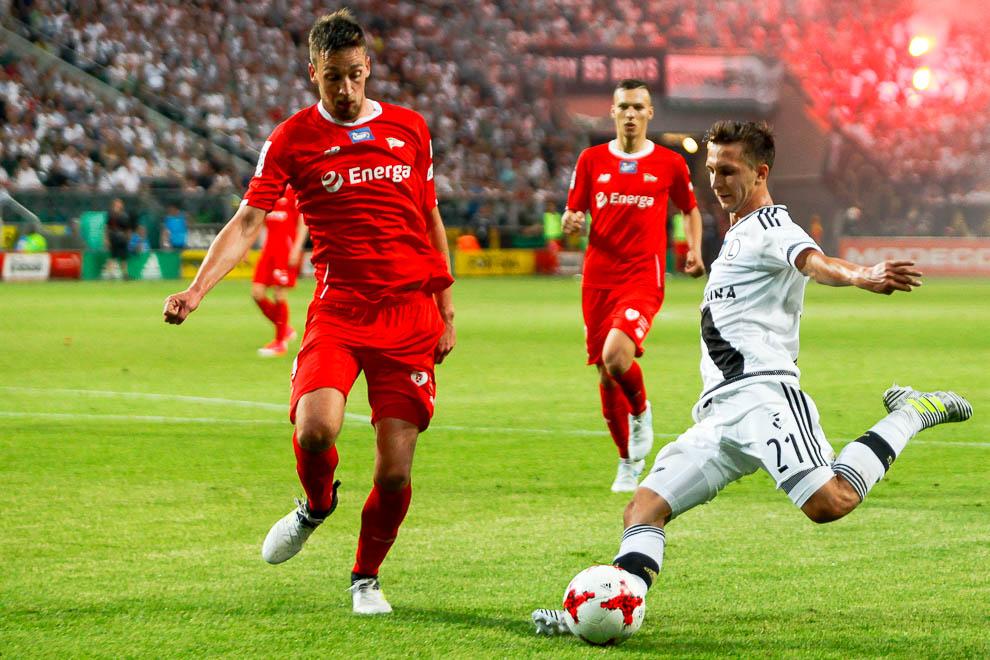 Legia Warszawa 0-0 Lechia Gdańsk - fot. Piotr Galas/wiadomosci24.pl (zdjęcie 53 z 138)