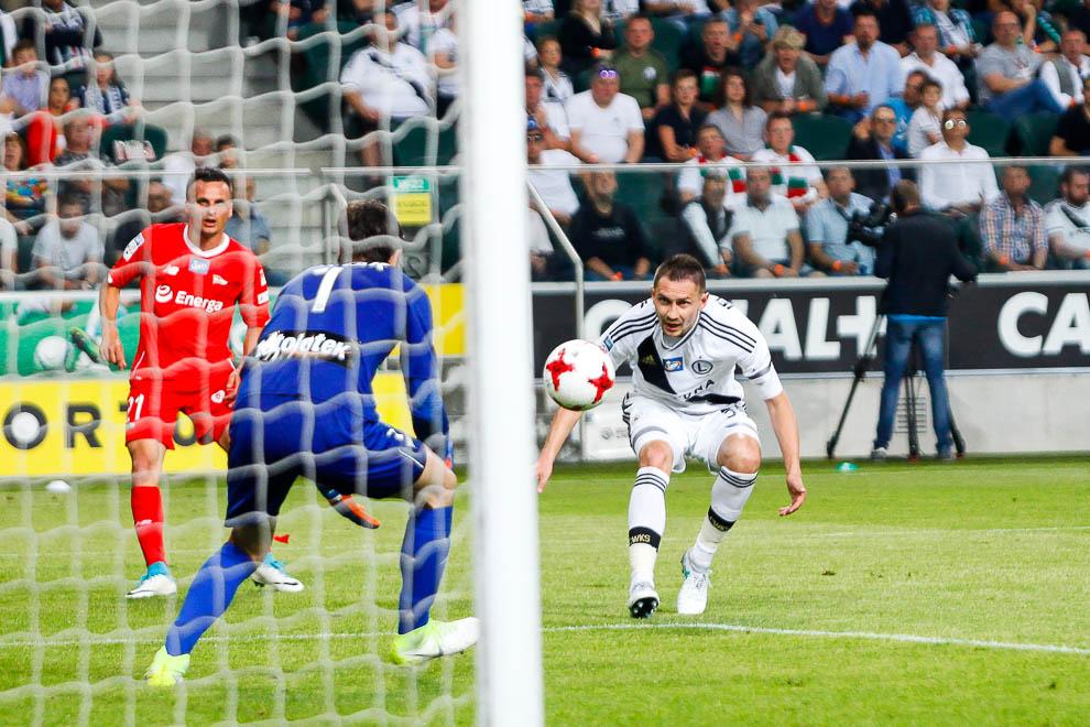 Legia Warszawa 0-0 Lechia Gdańsk - fot. Piotr Galas/wiadomosci24.pl (zdjęcie 54 z 138)