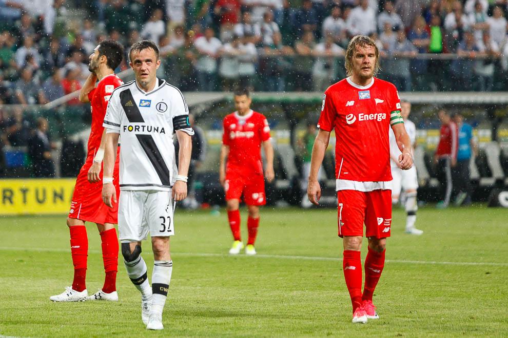 Legia Warszawa 0-0 Lechia Gdańsk - fot. Piotr Galas/wiadomosci24.pl (zdjęcie 55 z 138)