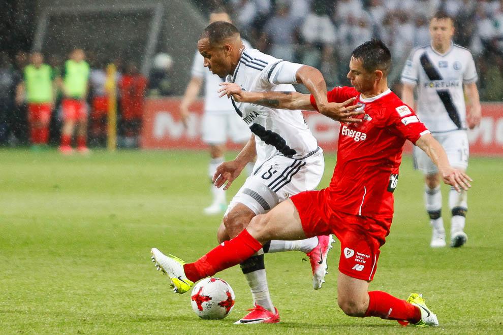 Legia Warszawa 0-0 Lechia Gdańsk - fot. Piotr Galas/wiadomosci24.pl (zdjęcie 57 z 138)