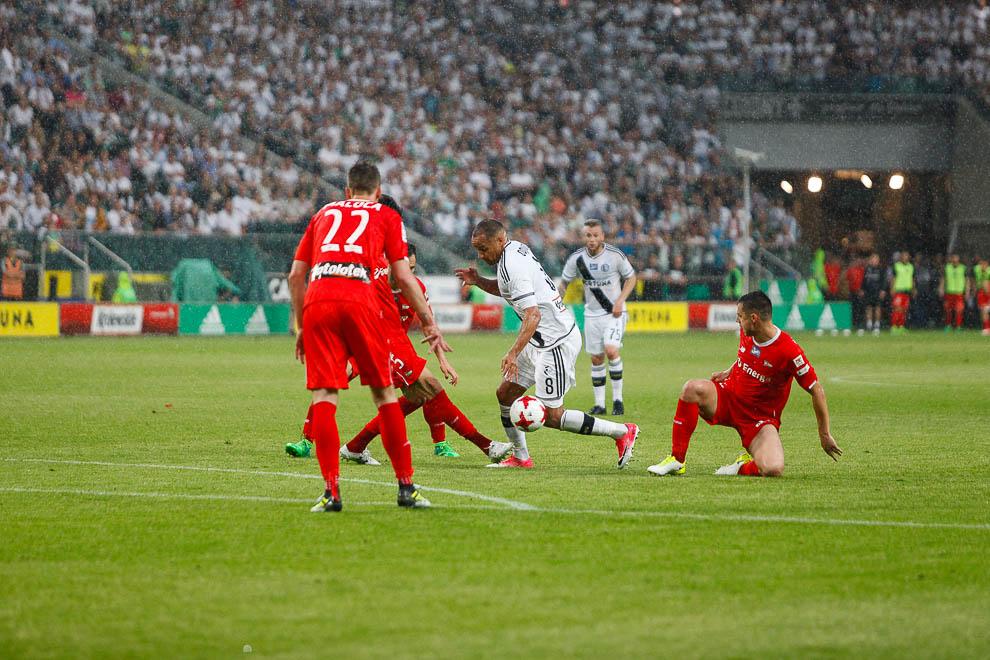 Legia Warszawa 0-0 Lechia Gdańsk - fot. Piotr Galas/wiadomosci24.pl (zdjęcie 58 z 138)