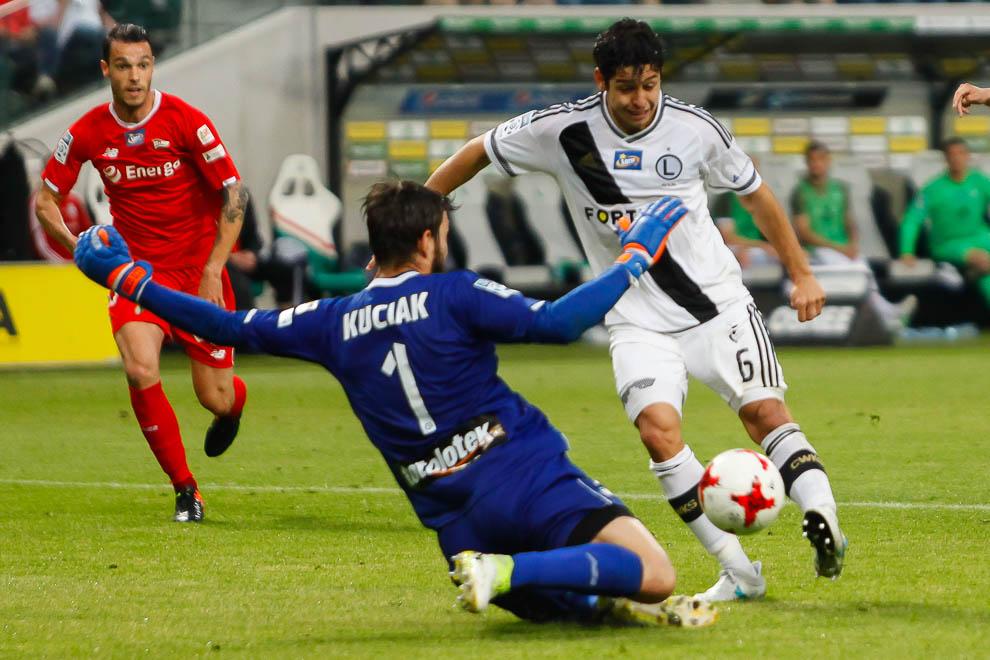 Legia Warszawa 0-0 Lechia Gdańsk - fot. Piotr Galas/wiadomosci24.pl (zdjęcie 60 z 138)
