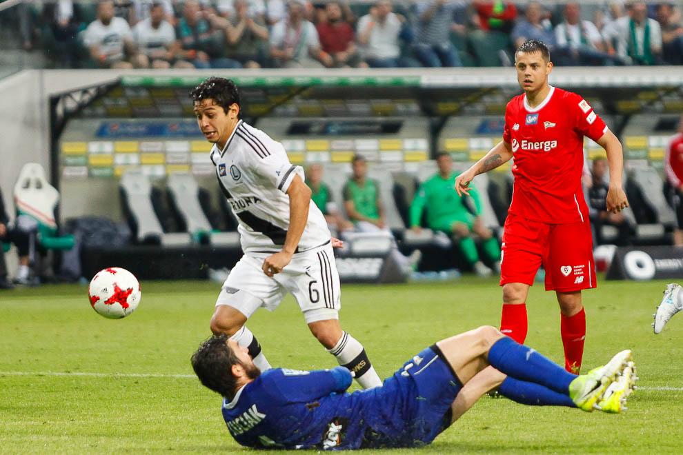 Legia Warszawa 0-0 Lechia Gdańsk - fot. Piotr Galas/wiadomosci24.pl (zdjęcie 61 z 138)