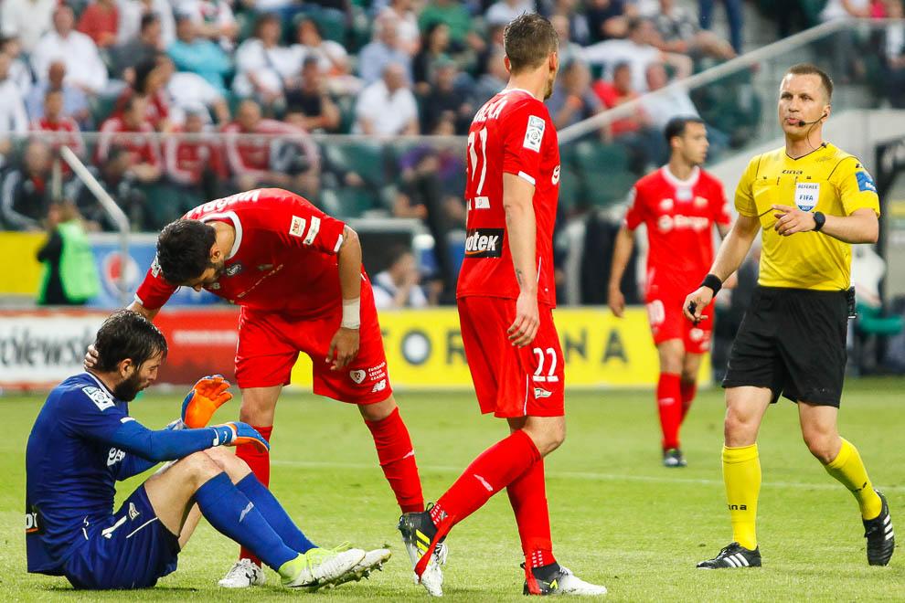 Legia Warszawa 0-0 Lechia Gdańsk - fot. Piotr Galas/wiadomosci24.pl (zdjęcie 63 z 138)