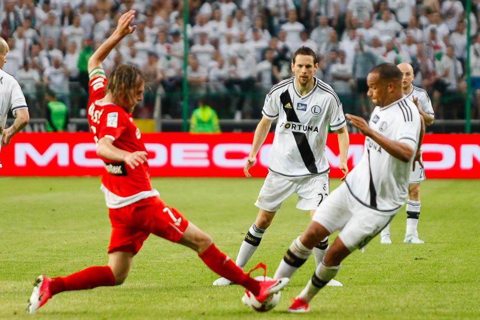 Legia Warszawa 0-0 Lechia Gdańsk - fot. Piotr Galas/wiadomosci24.pl (zdjęcie 64 z 138)