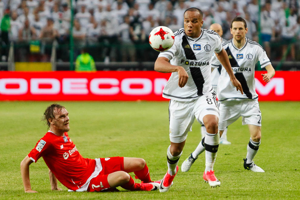 Legia Warszawa 0-0 Lechia Gdańsk - fot. Piotr Galas/wiadomosci24.pl (zdjęcie 65 z 138)