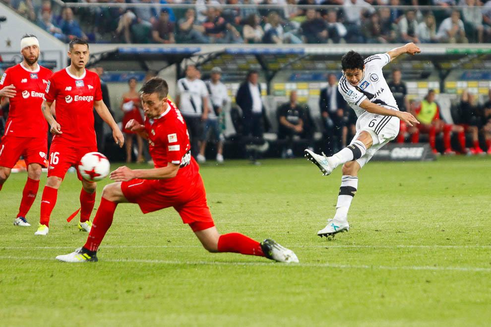 Legia Warszawa 0-0 Lechia Gdańsk - fot. Piotr Galas/wiadomosci24.pl (zdjęcie 67 z 138)