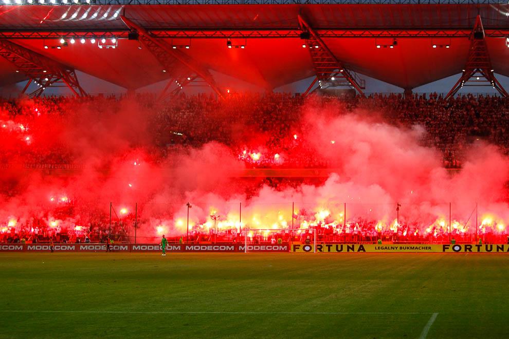 Legia Warszawa 0-0 Lechia Gdańsk - fot. Piotr Galas/wiadomosci24.pl (zdjęcie 68 z 138)