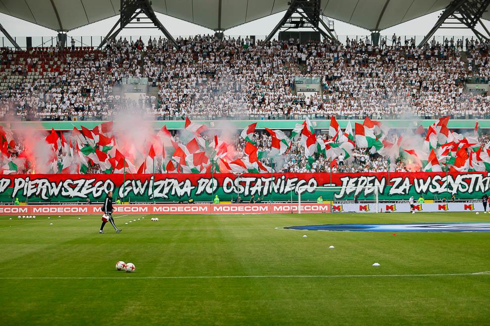 Legia Warszawa 0-0 Lechia Gdańsk - fot. Piotr Galas/wiadomosci24.pl (zdjęcie 7 z 138)