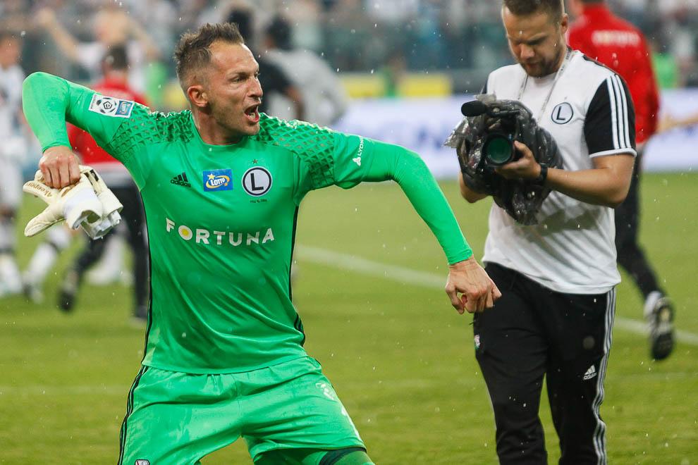 Legia Warszawa 0-0 Lechia Gdańsk - fot. Piotr Galas/wiadomosci24.pl (zdjęcie 76 z 138)