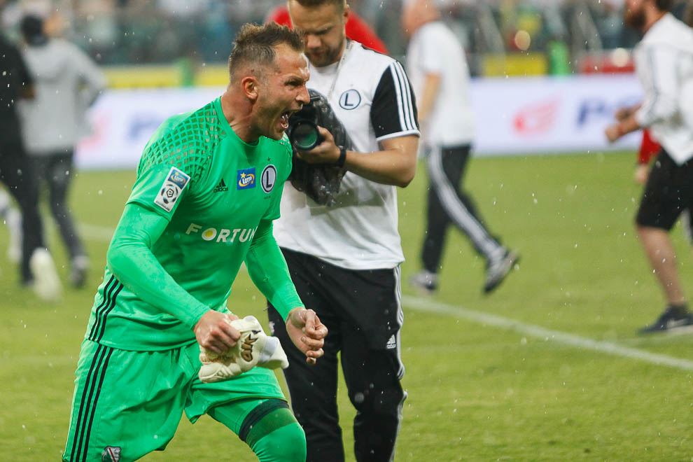 Legia Warszawa 0-0 Lechia Gdańsk - fot. Piotr Galas/wiadomosci24.pl (zdjęcie 77 z 138)